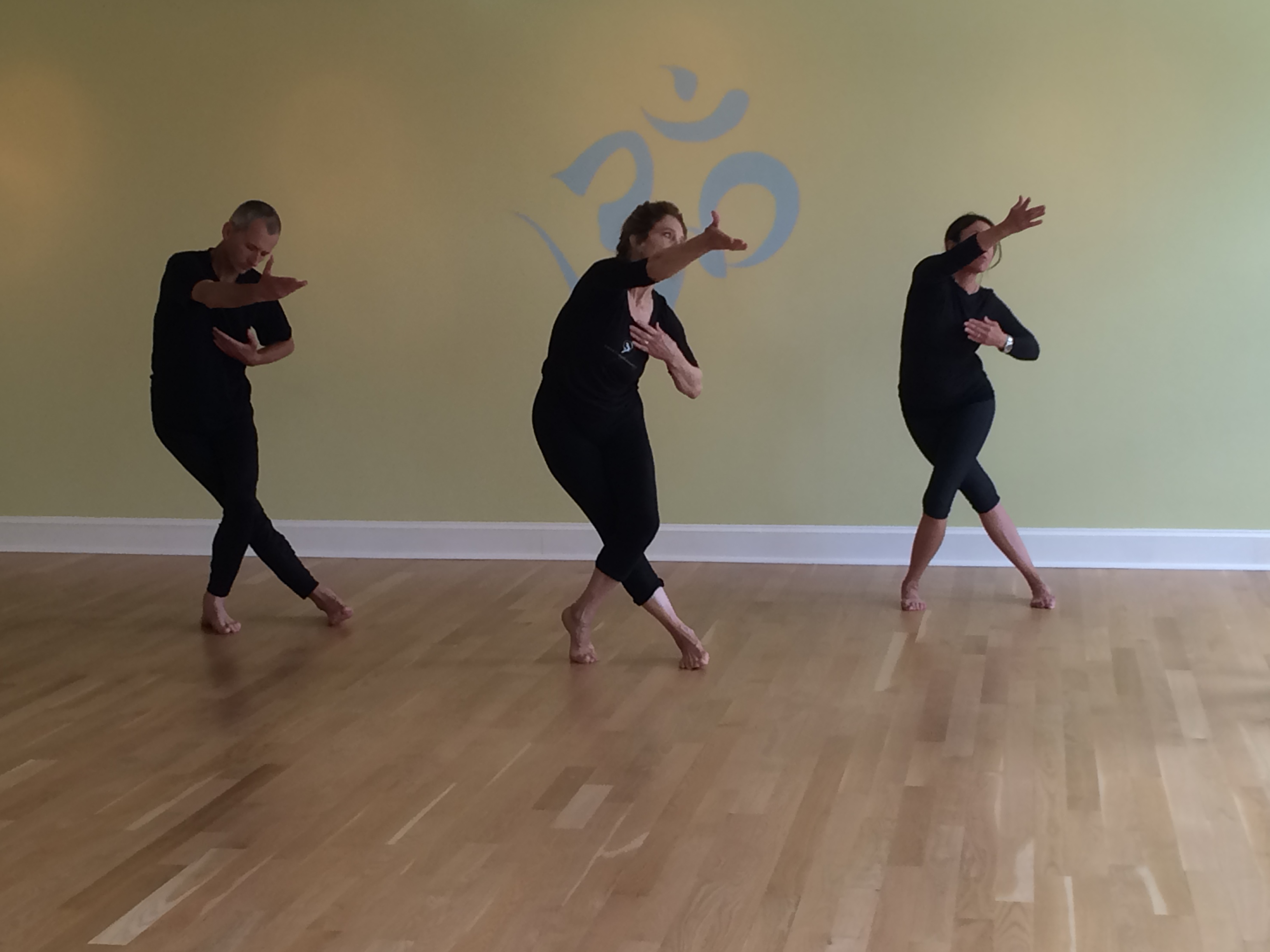 Shakti Yoga Dance Intensive Training - Shakti Yoga Dances